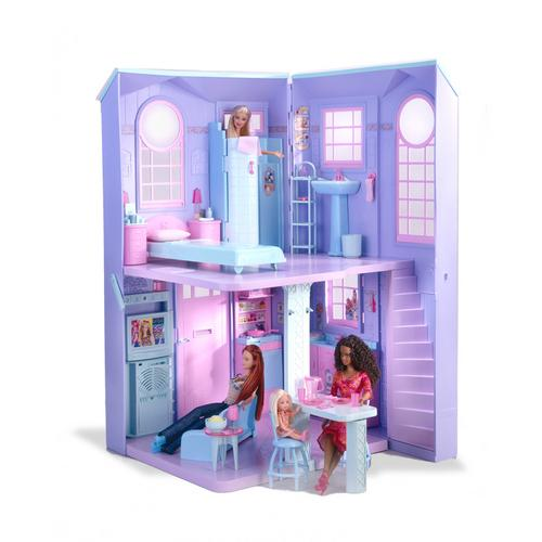 Barbie Talking Town House